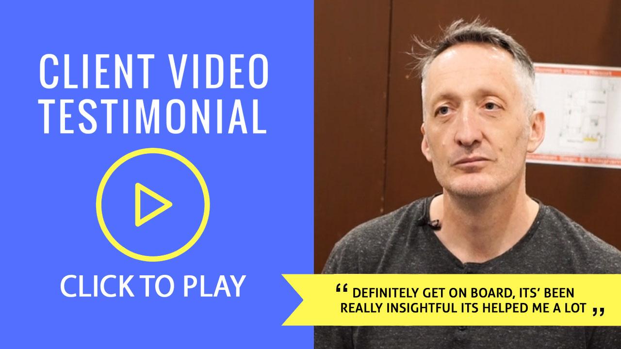 Simon Testimonial