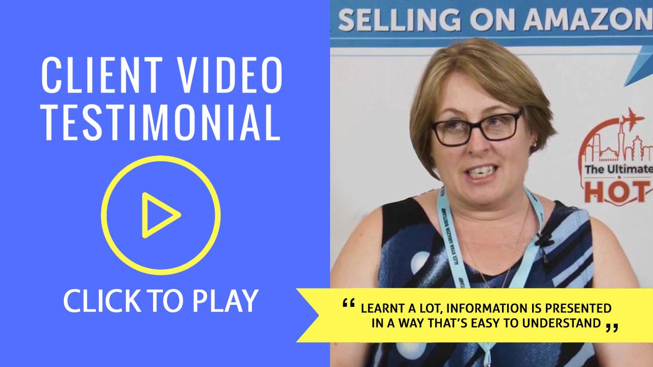 Cindy Testimonial