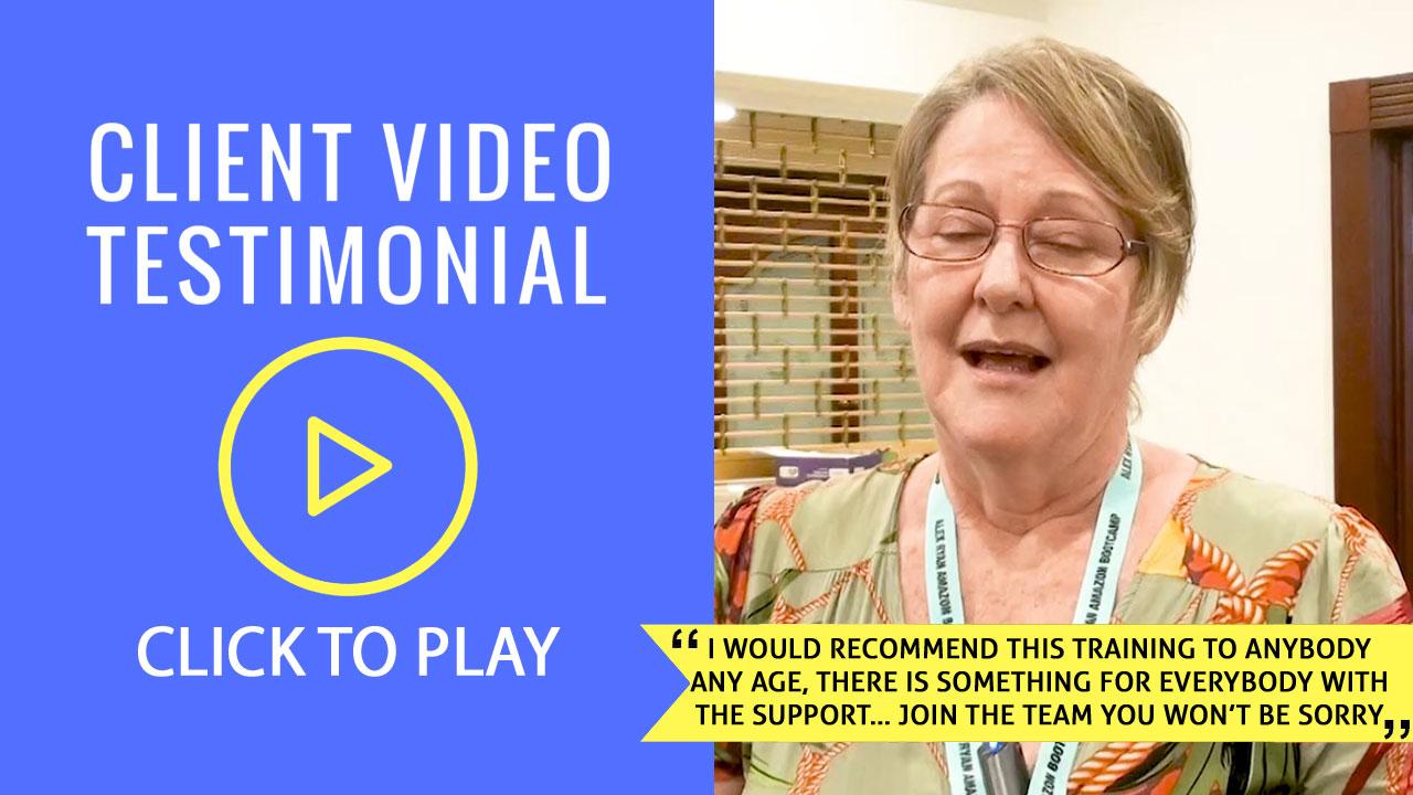 Janice Testimonial